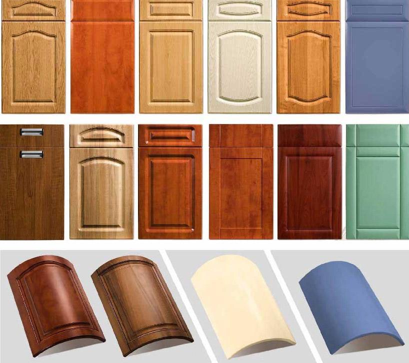 Кухонные фасады из разных материалов – преимущества и недостатки