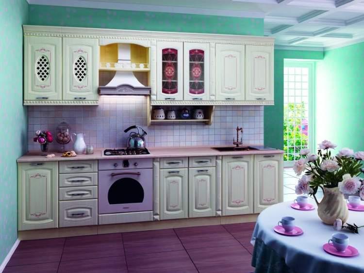 Купить недорогую модульную кухню в Хабаровске