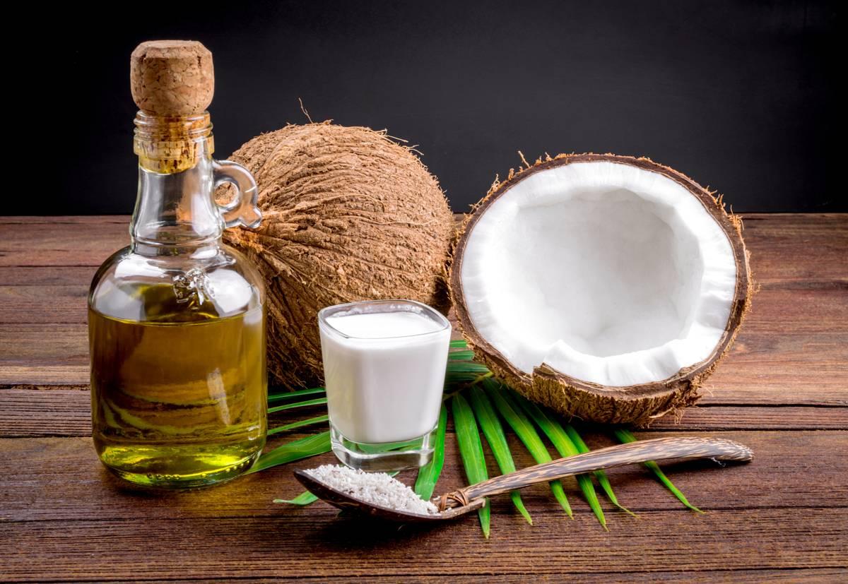 Кокосовое масло на страже здоровья и красоты