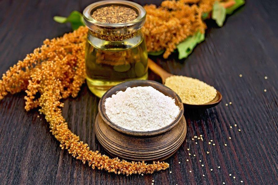 Амарантовое масло – польза для мужчин