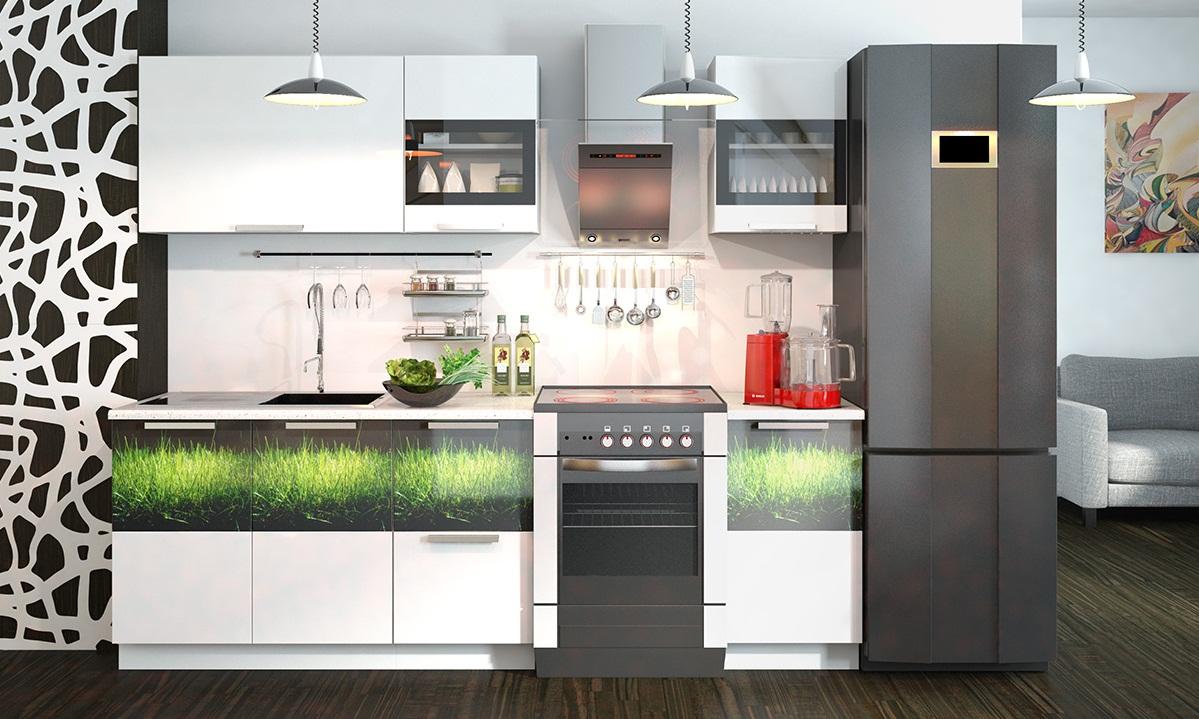Купить недорого модульную кухню в интернете