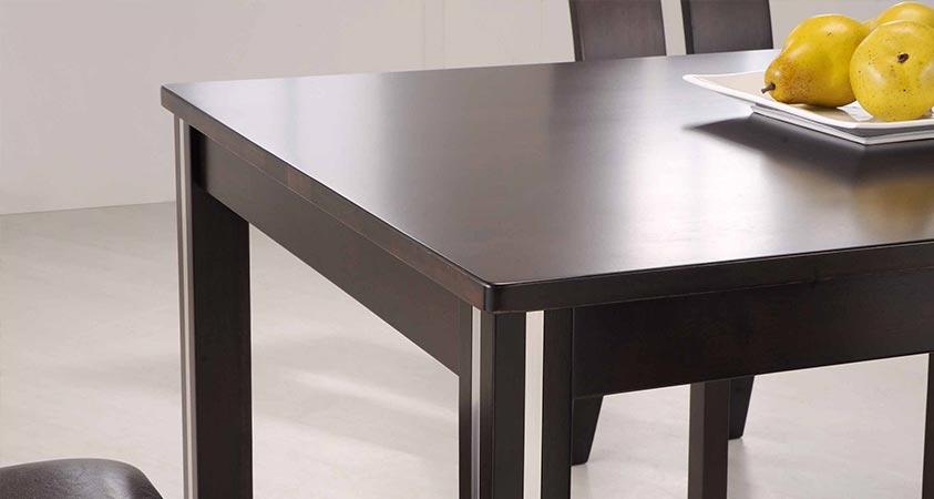 Рекомендации относительно выбора материала для столешницы обеденного стола