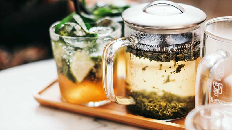 Успокаивающий чай для детей
